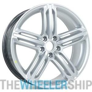 Set Of 4 New 19 Alloy Replacement Wheels For Audi S4 2009 2016 Rim 58840