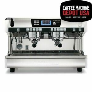 Nuova Simonelli Aurelia Ii Digital 2 Group Commercial Espresso Machine