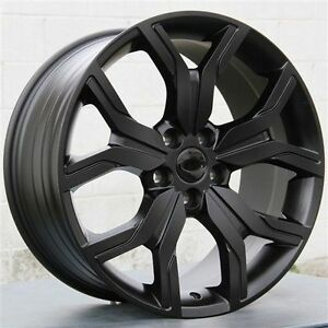 22 Wheels Rims For Range Rover Evoque Land Rover Lr2 Discovery 5x108