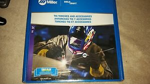 Miller Weldcraft Wp 150v 25 2 Torch Pkg