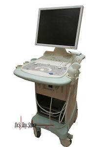 Esaote Mylab 15 Ultrasound System With Probes