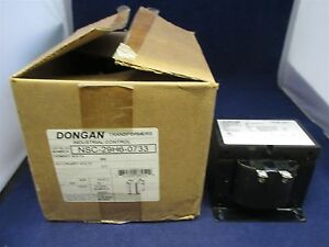 Dongan Nsc 29h6 0733 Industrial Control Transformer New