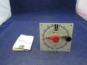 Itc Industrial Timer H 15s New
