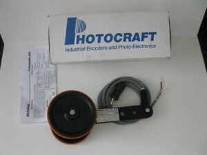 Photocraft Rh p240aj 8 30 Rhp240aj830 Encoder Wheel New