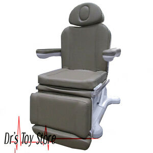 Dts Power Procedure Exam Chair With Swivel