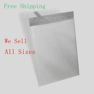 24x24 Poly Mailer Self Sealing Shipping Envelopes Waterproof Mail Bags 2 35mil