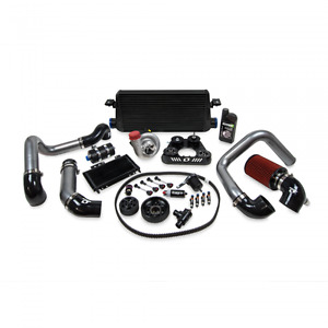 Kraftwerks 06 09 Honda S2000 30mm Supercharger System W O Tuning Black Edition