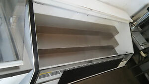 Master Bilt 72 Open Air Cooler Used Restaurant Equipment