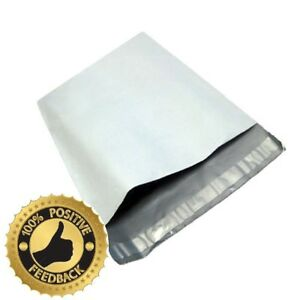 500 12x16 Poly Mailers Envelopes Shipping Self Seal Privacy Shield Bags 6