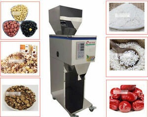 999g Weighing filling Powder Machine chemical Powder Filler For Food