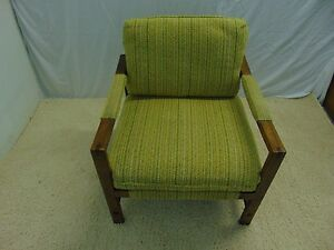 Mid Century Modern Arm Chair By Drexel