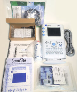 Sonosite 180 Plus Ultrasound System Remanufactured En Espanol in Spanish In Box