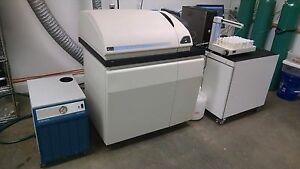 Perkin Elmer Elan Drc e With Autosampler Computer software Tested And Working