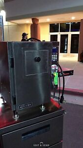 Mti Autofry Self Contained Ansol And Heating Lamp