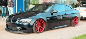 20 Rohana Rf1 Gloss Red Concave Wheels For Bmw F12 F13 M6 Coupe Gran Coupe
