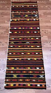 Turkish Vintage Kilim Rug Kelim Carpet From Sivas Bohemian 2 X6