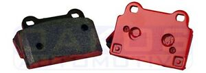 Carbotech Rear Brake Pads For 2008 2015 Evo X Part Ct1368 Xp8