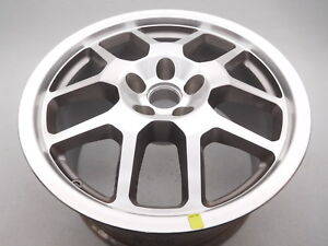 Oem Ford Mustang Shelby Gt500 18x9 5 Wheel 7r3z 1007 A Light Rubs Outer Edge