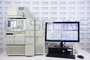 Refurbished Waters Alliance 2695 Hplc And Waters 2487 Detector With Warranty