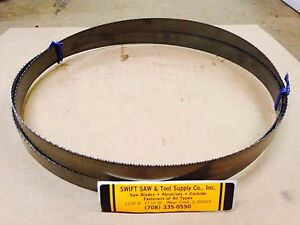 145 12 1 X 3 4 X 032 X 6t Carbon Band Saw Blade Disston Usa