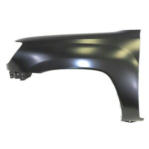 Am New Front left Driver Side Lh Fender For Toyota Tacoma To1240206 5381204090