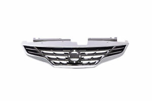 New Am Front Grille For Nissan Altima Chrome Ni1200245 62070zx10a