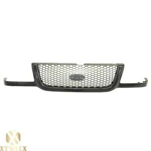 Silver Gray Grille For Ford Ranger Fo1200395 3l5z8200ba