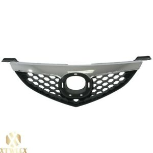 Dark Gray Front Grille Fit For Mazda 3 Ma1200186 Br5h50710c