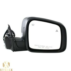 Right Passenger Side Power Heated Mirror Assembly For 11 20 Jeep Grand Cherokee