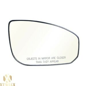 New Front right Passenger Side Door Mirror Plate For Nissan Maxima 96301zk30e