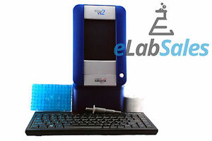 Abaxis Vetscan Vs2 Blood Chemistry Analyzer With 6 Month Warranty Ready To Test