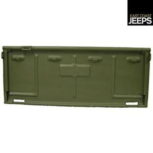 12005 02 Omix ada Tailgate 50 52 Willys M38s