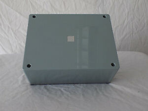 Waterproof Plastic Electrical Enclosure