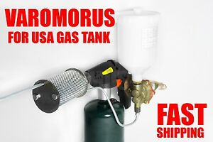 Varomorus Smoke Cannon Us Tanks Vaporizer Treatment Bee Varroa Mites Beekeeping