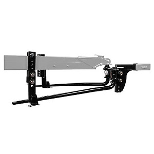 Reese Pro Series 49912 Round Bar Weight Distribution Hitch 800lb W Sway Control