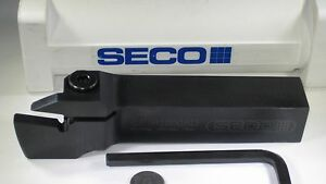 Seco Cfir10008d External Lathe Turning Grooving Carbide Insert Cnc Tool Holder