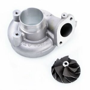 Tritdt Turbo Upgrade Compressor Housing Td05h Evo3 20g Wheel 52 3 68mm