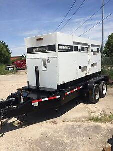2008 Multiquip Dca300ssk4 Portable Diesel Generator 240kw Tier 3 Low Hours