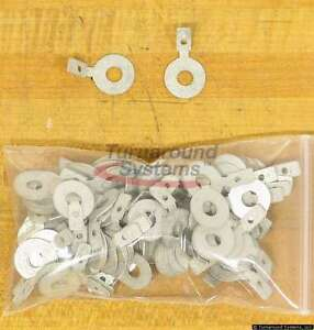 Zierick 899 265 Tab Washers Lots Of 100 New