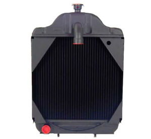 A39345 New Aftermarket Radiator For Case Models 580b Power Shift