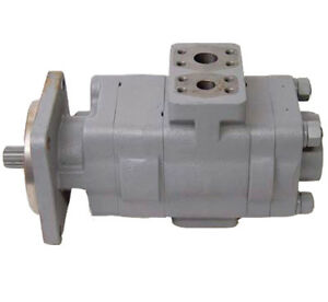 D134590 New Aftermarket Hydraulic Pump For Case Models 580f 580k