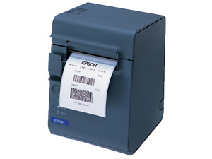 Epson Tm l90 Usb Thermal Receipt Printer w power Supply Included