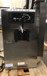 Taylor Ice Cream Machine C709 27 Air Cooled 2012