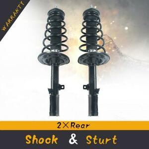 New Rear Complete Struts Coil Spring Assembly For 2004 2006 Toyota Camry