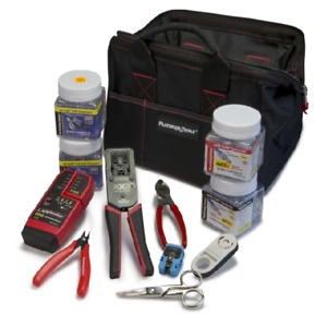 Platinum Tools 90149 Exo Deluxe Termination And Test Kit