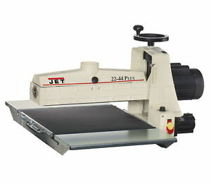 New Jet 649003k 22 44 Plus Bench Top Drum Sander