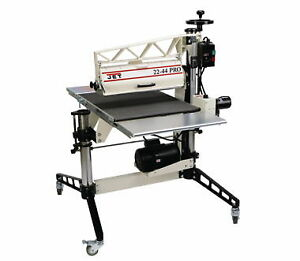 New Jet 649600 22 44 Pro Drum Sander 3 Hp 1ph