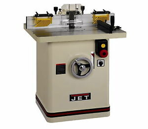New Jet 708326 Jws 35x5 1 Industrial Shaper 5 Hp 1ph