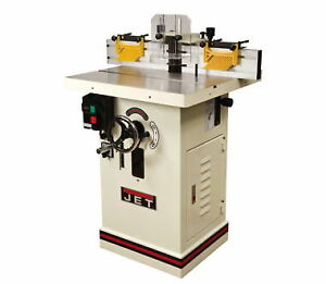 New Jet 708309 Shaper 3 Hp 1ph