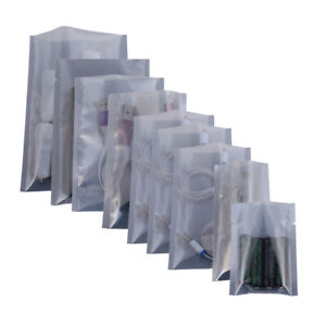 100 500 1000pc Anti static Electronics Bags 3mil Heat Sealable 4x6 3x5 5x7 Sizes